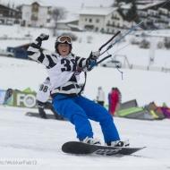 Snowkite Masters 2013